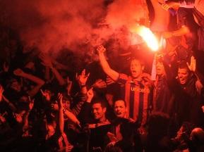 Уболівальники Барселони не дали виспатися гравцям Інтера