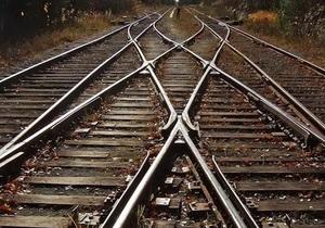 Криворожский железорудный комбинат посчитал ущерб от демонтажа железнодорожных путей