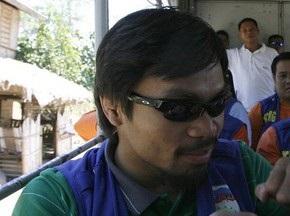 Тренер Пакьяо надеется на бой Мэнни с Мейвезером