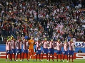 Футболистов Атлетико лишили выходных перед матчем с Ливерпулем