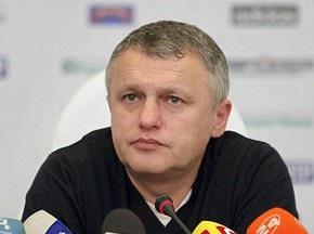 Суркіс: Я не отримував пропозицій щодо Мілевського