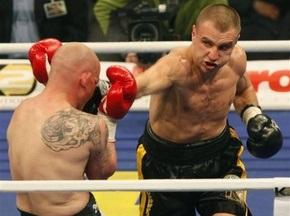 Бурсак стал Интерконтинентальным Чемпионом WBO