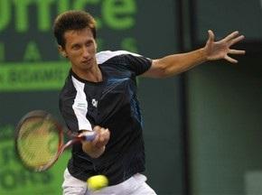 Стаховский покидает турнир в Барселоне
