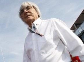 Берни Экклстоун: Испанская гонка не будет отменена