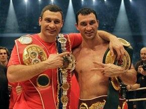 Букмекеры: У Виталия Кличко больше шансов победить Хэя, чем у Владимира