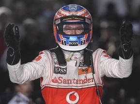 Баттон: Скорость McLaren преувеличена