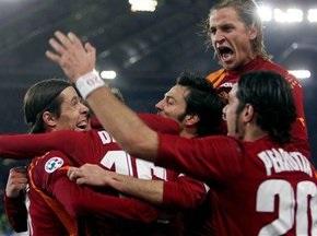 Роме обещают бонус €9 млн за Скудетто и победу в Кубке