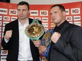 Команда Сосновского попросила Кличко о переносе боя