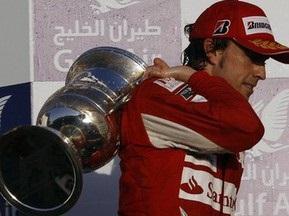Піке назвав Алонсо фаворитом Чемпіонату-2010