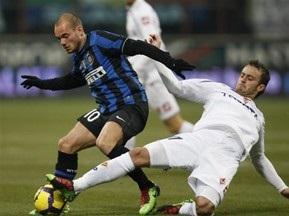 Серия А: Рома вышла на первое место, Милан не сумел выиграть у Аталанты
