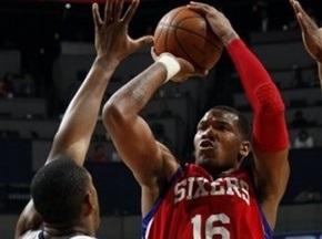NBA: Мемфис уступил Филадельфии