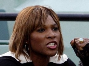 Серена Уильямс снялась с турнира в Чарльстоне