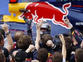 Фотогалерея: Тріумф Red Bull. Всі герої Гран-прі Малайзії
