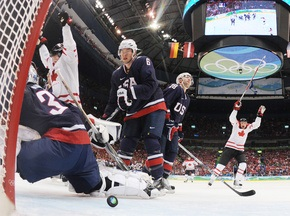 Шайбу фіналу Олімпіади-2010 продали за 13 тисяч доларів
