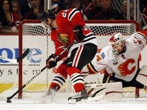 NHL: Чикаго разгромил Калгари