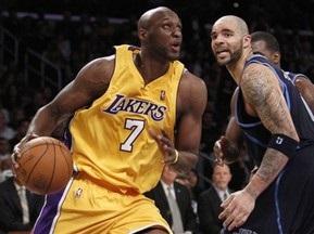 NBA: Лейкерс выключают Джаз