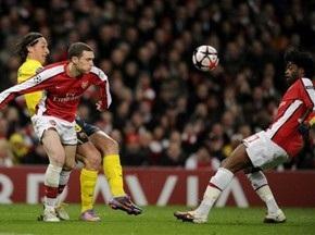 Арсенал и Барселона играют в боевую ничью