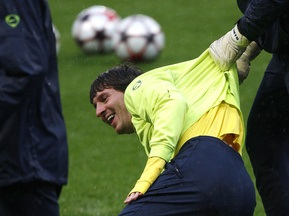 Bigmir)Спорт представляє матч Арсенал vs Барселона