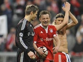 Фотогалерея: Баварія vs МЮ. Німецький характер