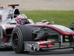 Баттон побеждает на Гран-при Австралии