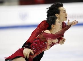ЧС з фігурного катання: Китайська пара Цін Пан - Цзянь Тун виграє золото