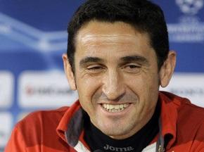 Хименес уволен с поста главного тренера Севильи
