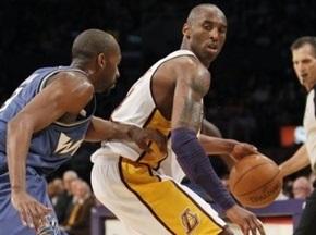 NBA: Газоль и Брайант приносят победу Лейкерс