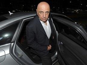 Галлиани будет болеть за Интер в Лиге Чемпионов