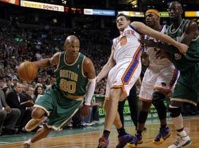 NBA: 29 очков Пирса помогли Селтикс обыграть Никс