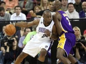 NBA: Лейкерс одержали победу над Королями