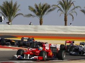 F1: Преса розкритикувала гонку в Бахрейні