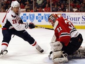NHL: Вашингтон вырвал победу у Чикаго