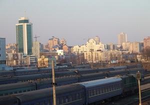 Ъ: Прибыль Укрзалізниці выросла за счет транзита и экономии