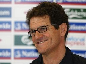 Капелло хочет в финале ЧМ-2010 увидеть сборные Англии и Италии