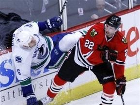 NHL: Чикаго разгромил Ванкувер