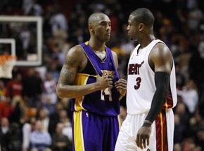 NBA: Майами мстит Лейкерс