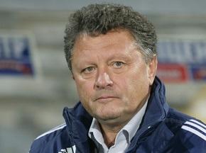 Маркевич просит перенести финал Кубка Украины