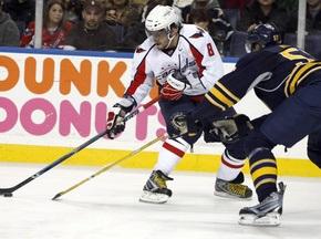 NHL: Вашингтон добывает очередную победу
