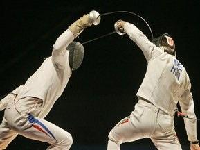 Українці завоювали два золота на етапі Кубка світу з фехтування