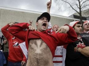 Фотогалерея: Нехай канадським звуть хокей