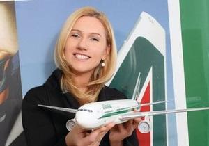 Alitalia опровергает информацию об уходе из Украины