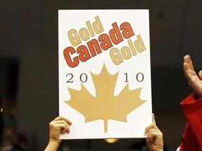 Канада установила новый Олимпийский рекорд