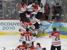 Кросби приносит Канаде Олимпийское золото