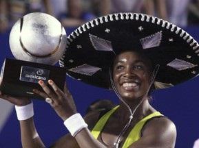 Венус Уильямс выигрывает свой второй турнир подряд