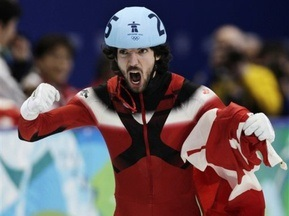 Канада выигрывает золото и бронзу в шорт-треке