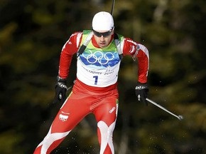 Польські біатлоністи помилково виступали на Олімпіаді під прапором Монако