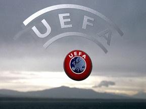 Таблица коэффициентов УЕФА: Украина поднимается на седьмое место
