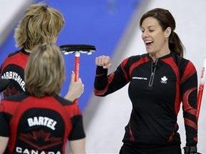 Керлинг: Канадки и шведки разыграют Олимпийское золото