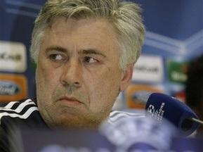 Анчелотти: Челси продемонстрировал неплохой футбол