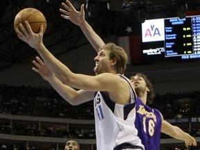 NBA: Западные разборки